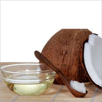 Dried Coconut Oil
