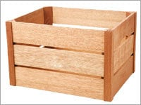 Wooden Packing Cases