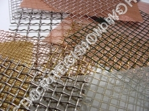 Spring Steel Woven Wire Mesh