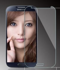 Tempered Glass Screen Protector For Galaxy S5
