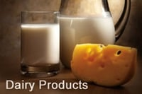 Guar Gum Powder for Dairy Products