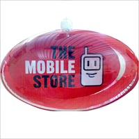 Mobile Store Hanging Products
