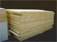 PUF Insulated Sandwich Wall  Panel