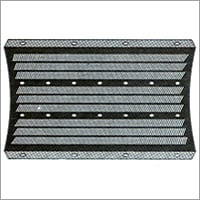 Rice Mill Perforated Bend Sieves Screen