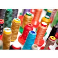 German Embroidery Threads