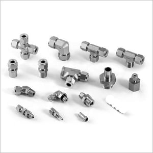 CNC Pipe Fitting Components