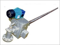 Motorized Rotary Soot Blower