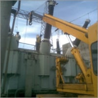 Transformer Erection