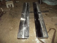 Cup Moulding T Die Chrome Plating