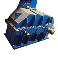 MS Fabricated Gear Boxes
