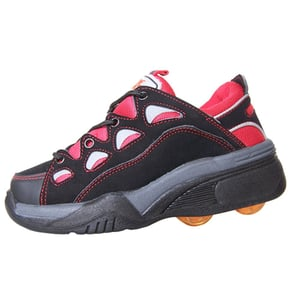 Complete Finishing Roller Shoes