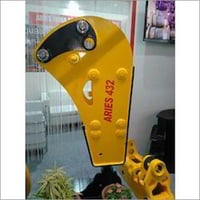 Rock Breaker For JCB 3DX