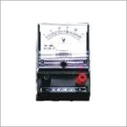 Analog Moving Coil Meters