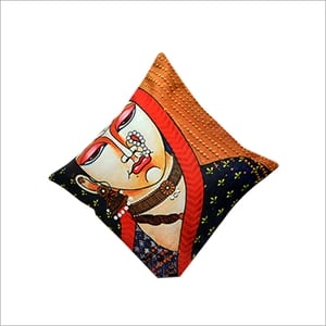 Painting Cushion Cover