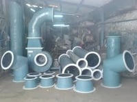 FRP Ducting Work