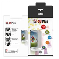 Mobile Tempered Glass Screen