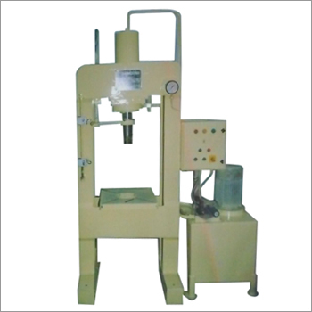Small Hydraulic Machine