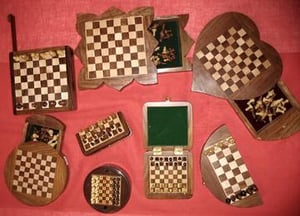 Travelling Chess