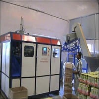 Fully Automatic Pet Blow Moulding