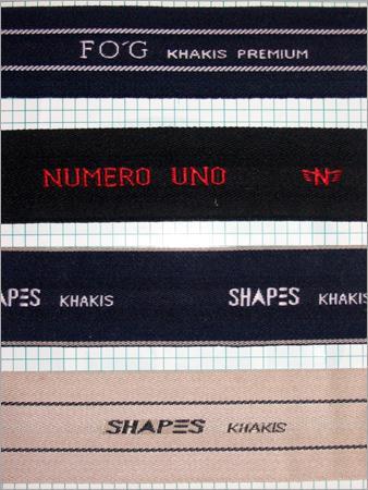 Spun Name Tapes