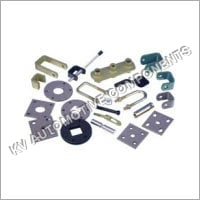 Fish Plates, Hangers, Clamps, Adjuster Plates