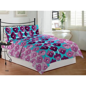 Bombay Dyeing Cotton Printed Double Bed Sheet