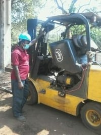 Forklift Hire Services