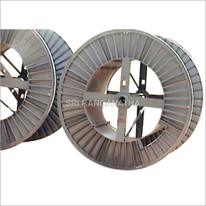 Corrugated steel cable Drums