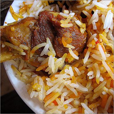 Mehtab Biryani Rice