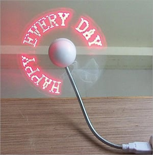 LED Programmable Message