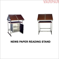 Newspaper Reading Stands