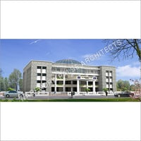 Corporate Building Architectural Services