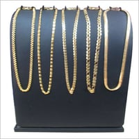 Gold Plated Artificial Chain