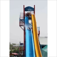 Long Water Slide