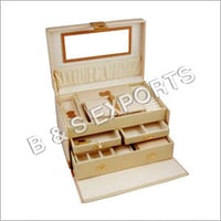 Leather Jewelry Gift Boxes