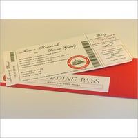 Boarding Pass Labels