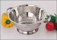 Deep Colander (Footed)