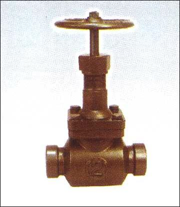 Cast Steel Weld-In-Line Valves (Socket Type)