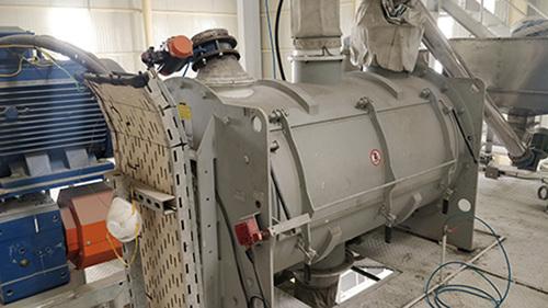 Shear Plough Mixers