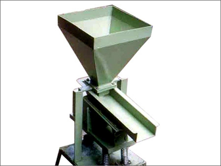Vibratory Feeder (For Granules & Uniformly Sized Small Lumps)