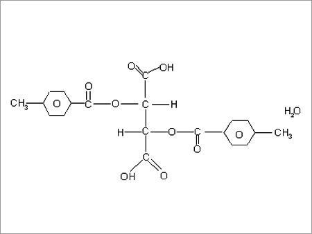 (+)-Di-P-Toluoyl- (D)-Tartaric Acid Monohydrate
