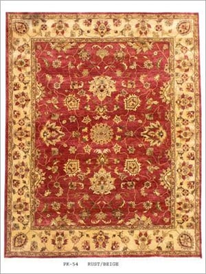 Hand Knotted Carpet / Rug