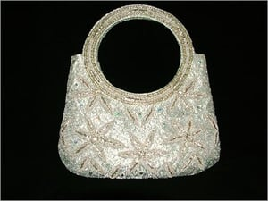 Sequined Evening Purses