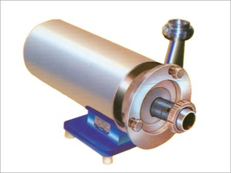 Transfer Pumps With Single Mechanical Seal