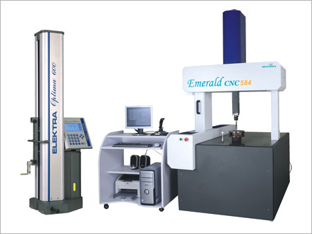 3d Co-Ordinate Measuring Machines & Height Measuring Instruments