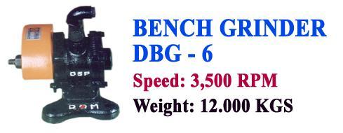BENCH GRINDER DBG-6