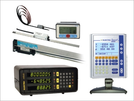 Dro & Magnetic Scales