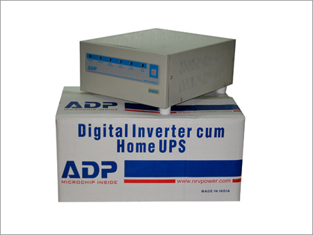Digital Inverter Cum Home Ups