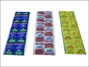 Poly Glassine Papers