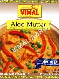 Aloo Mutter (Ready To Eat)